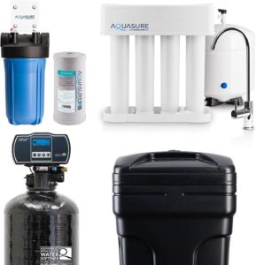 Aquasure Whole House Water Filtration