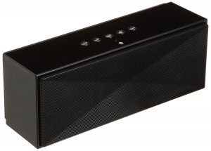 AmazonBasics Wireless Dual 3W Bluetooth Speaker