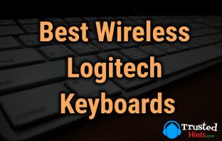 Best 8 Wireless Logitech Keyboard for Regular Use