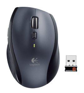 Logitech M705Marathon Wireless Mouse