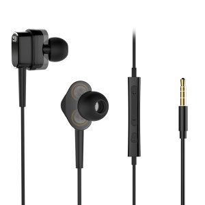 Mxstudio In-Ear Wired Earbuds with Mic