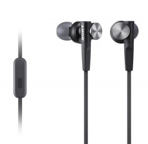 Sony MDRXB50AP Extra Bass In-Ear Headset