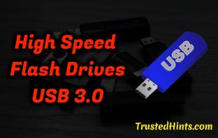 8 Best High Speed USB 3.0 [32/64/128 GB] Flash Drives