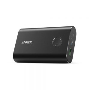 Anker PowerCore+ 10050mAh Power Bank with Quick charge 3.0
