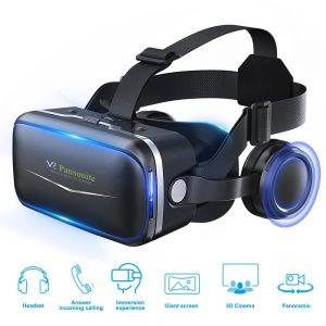 Pansonite VR Headset without Bluetooth Remote Controller