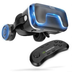 Sarki VR Headset with Remote controller