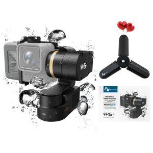 FeiyuTech WG2 PRO 3-Axis Waterproof GoPro Gimbal- Best Wearable Gimbal