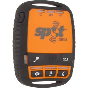 SPOT 3 Satellite GPS Messenger - Best for hiking/survival