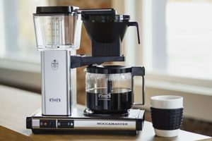 Moccamaster KBG 10 Cup Pour Over Coffee Maker