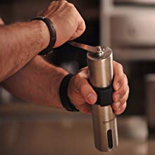 Shanik Stainless Steel Coffee Grinder