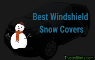 Best Windshield Snow Cover for winter