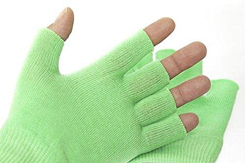 PureSole Gel Cotton Moisturizing Gloves