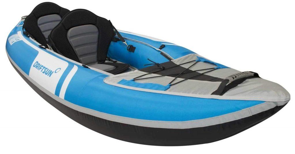 Driftsun Voyager Inflatable Tandem Kayak