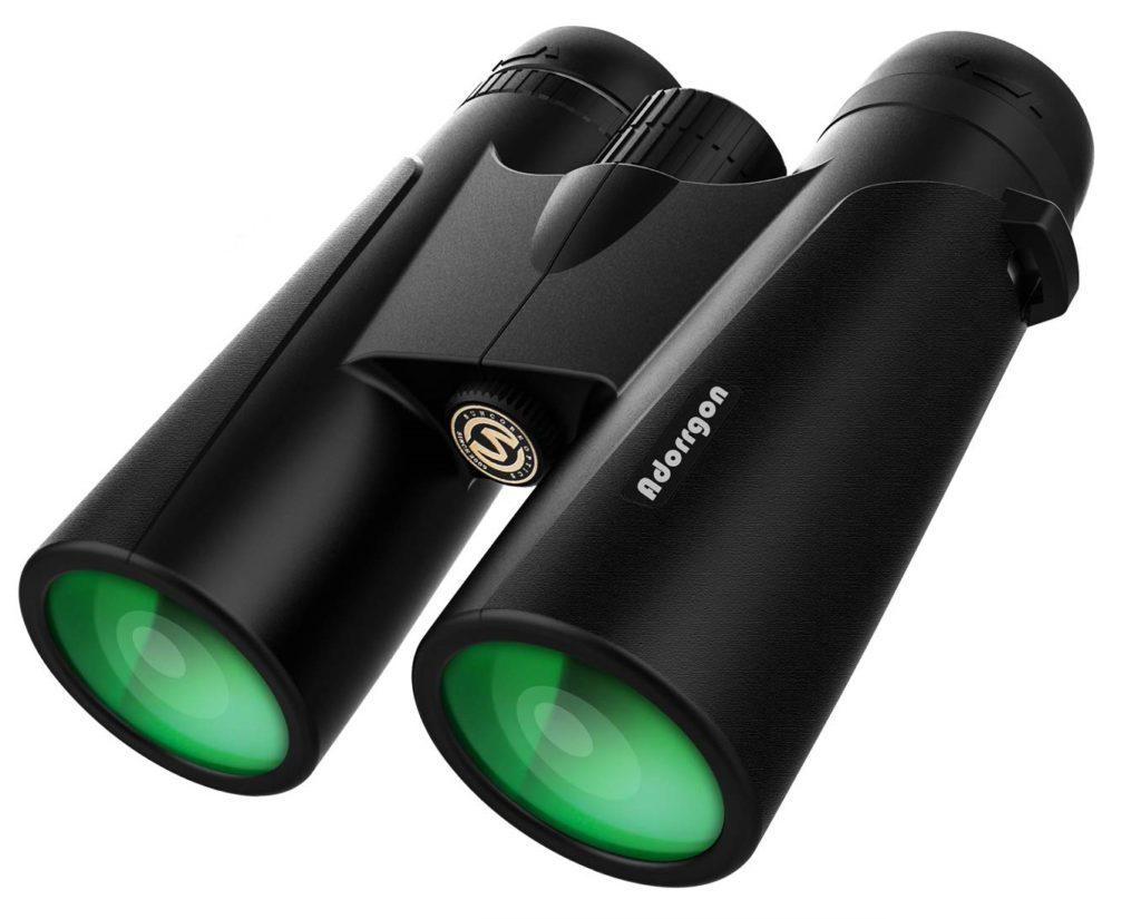 Roof Prism Binoculars by Adorrgon
