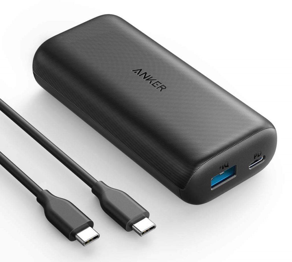 Anker PowerCore 10000mAh USB-C PD Power Bank