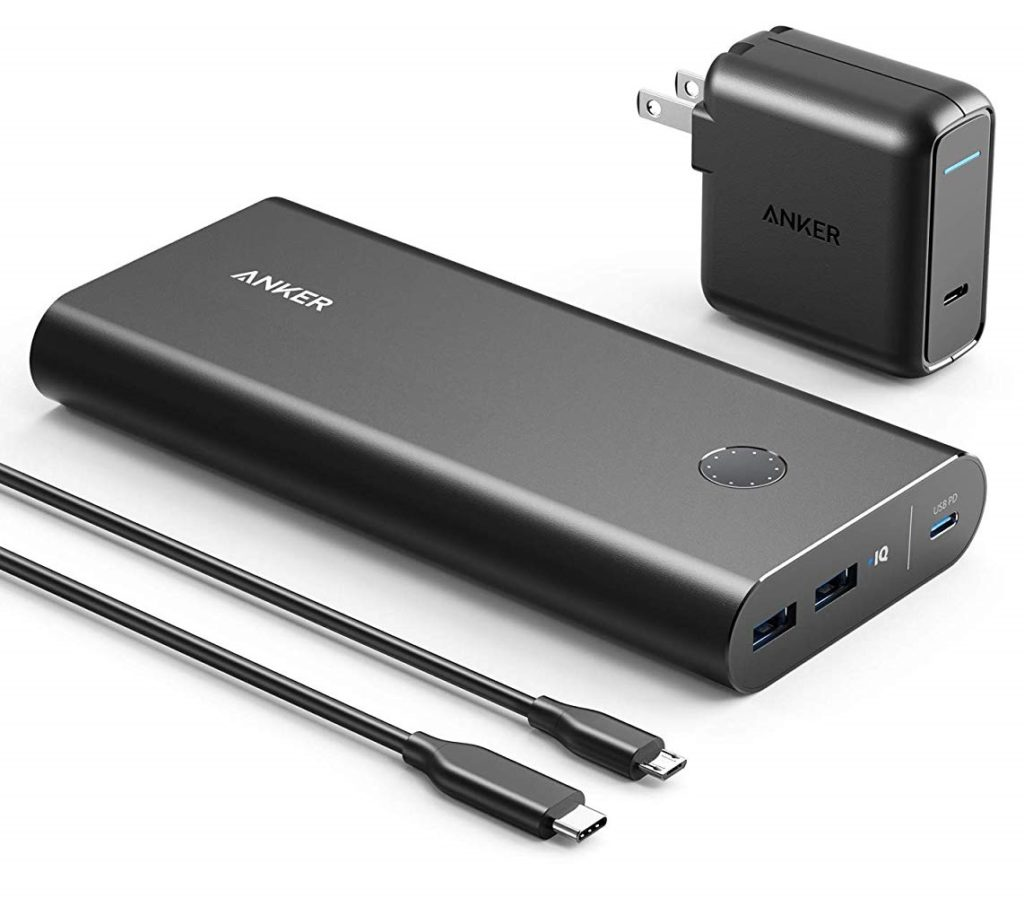 Anker PowerCore+ 26800 PD with 30W Portable Charger