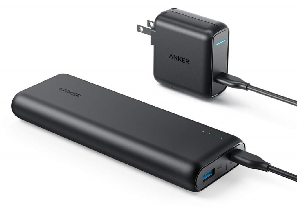 Anker PowerCore Speed 20000 PD Portable Charger