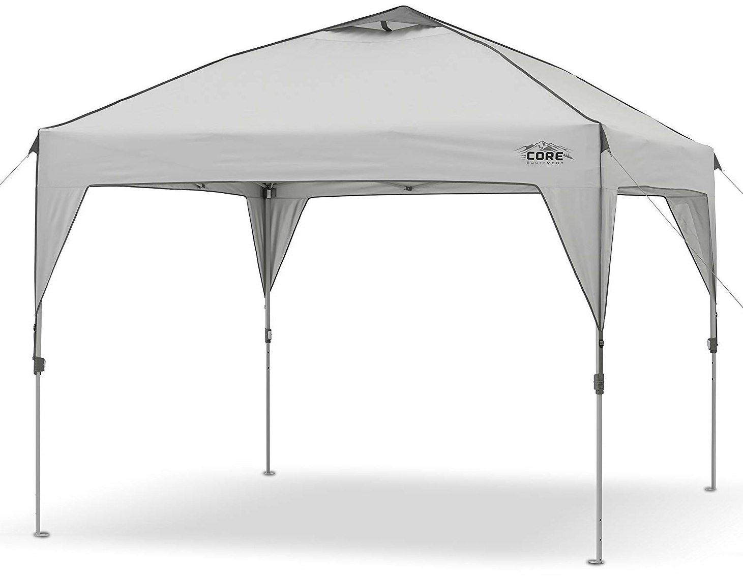 CORE 10' x 10' Instant Shelter Pop-Up Canopy
