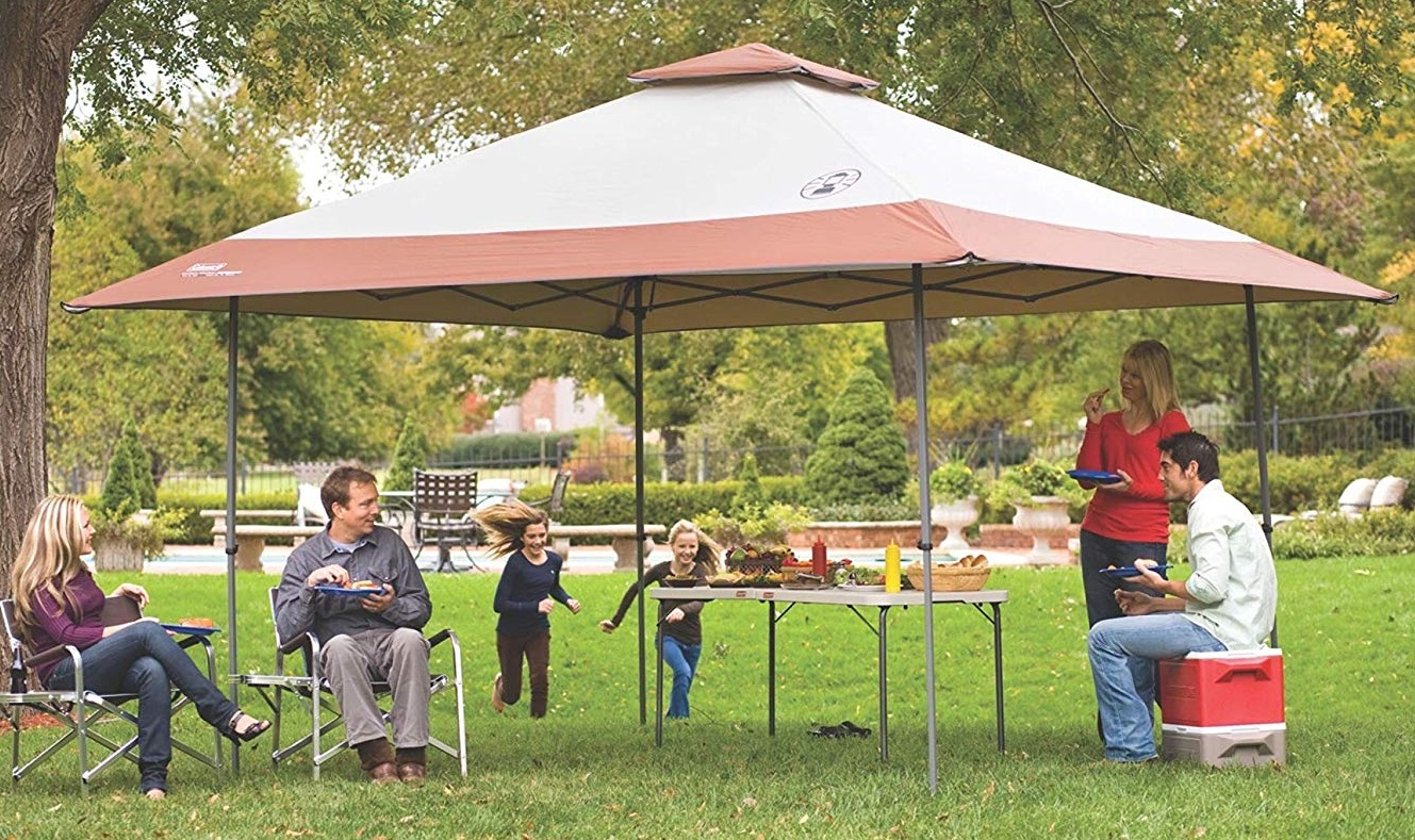 Coleman 13 x 13 feet Instant Pop-Up Canopy