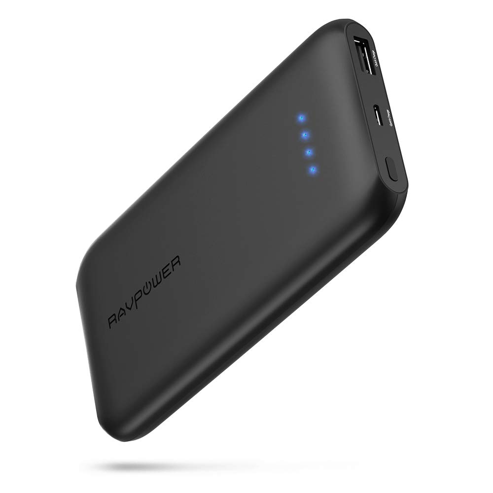 RAVPower 10000mAh Portable Charger with QC 3.0