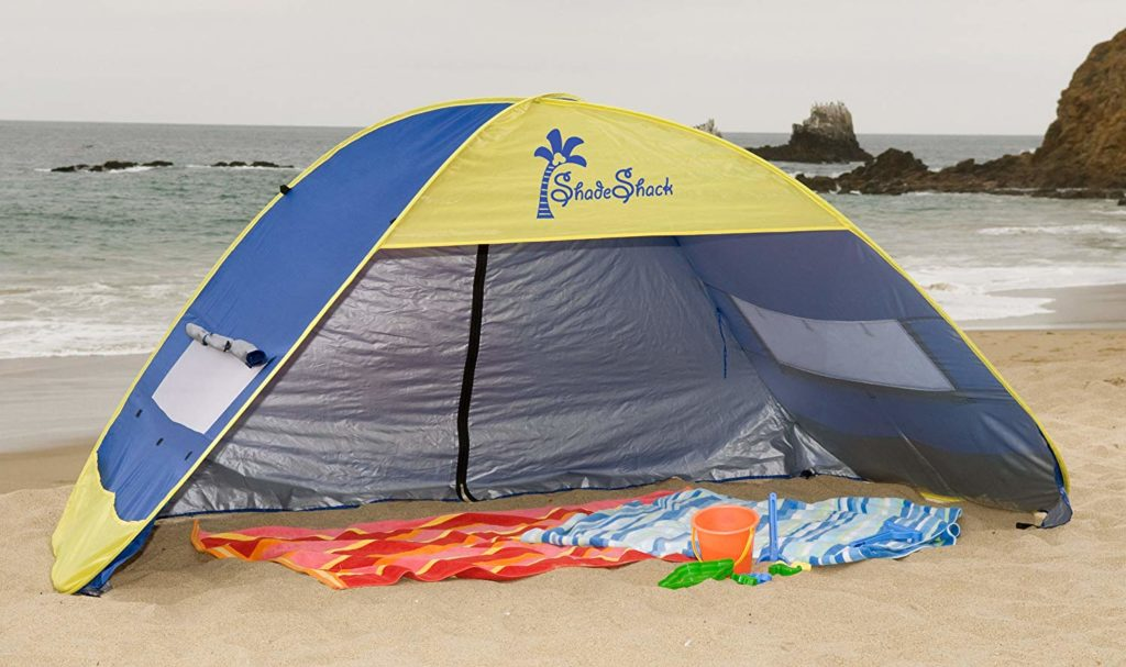 Shade Shack Beach Instant Pop Up Tent