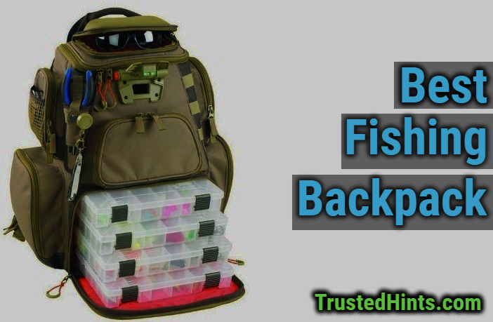 1418e733f3c Best Fishing Backpack Reviews in 2019   TrustedHints