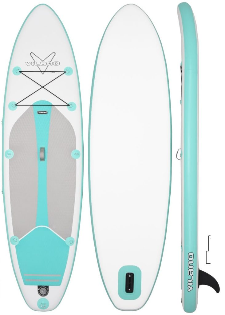 Top 7 Best Inflatable Paddle Board Isup Reviews In 2019