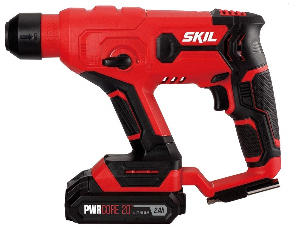 Best Rotary Hammer Drills in 2019 (Cordless + Corded