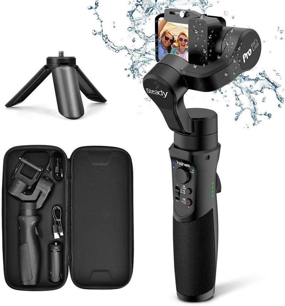 Top 7 Best Gopro Gimbal Stabilizers In 2021 Reviews Buyer S Guide