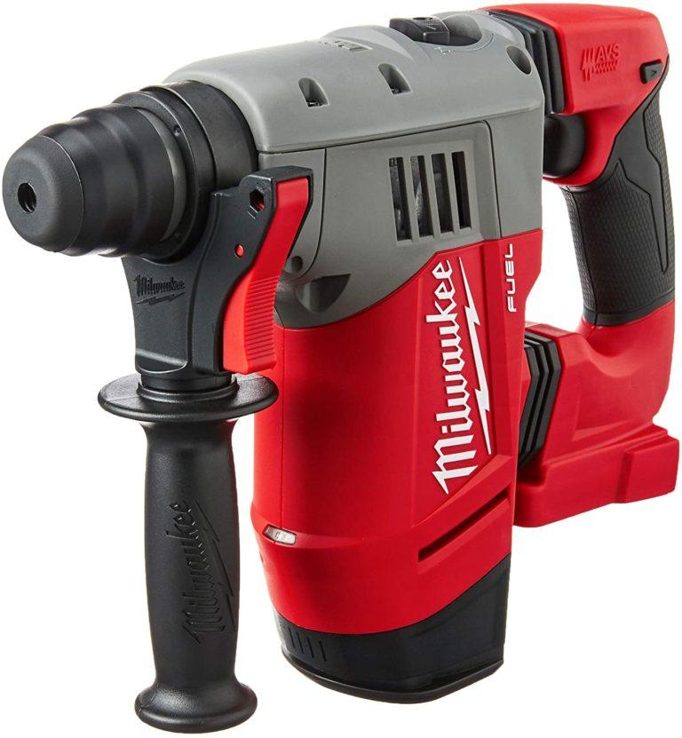 Bauker 1000W 26mm SDS Plus Rotary Hammer Drill 240V